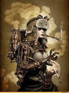 joyreactor.cc/pics/post/steampunk-art