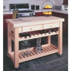 Buy Woodworking Project Hardware Kit for Kitchen Island Plan, No. 932HK at Woodcraft.com