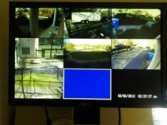 Video Security system Installation in Princeton, NJ by Winters Solutions