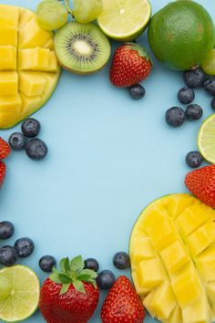 Juice Menu, Fruit Juice, Fruit Salad, Food Menu Template, Fruit Logo, Yellow Foods, Healthy Juices, Healthy Fruits, Nutrition