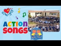 Hokey Pokey Children Love to Sing and Dance Songs - YouTube