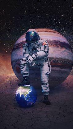 #wallpapers #wallpaper #duvarkağıdı #instagram #tumblr #twitter #repost #space #astronaut Space Artwork, Space Drawings, Wallpaper Space, Galaxy Wallpaper, Cool Wallpaper, Wallpaper Backgrounds, Iphone Wallpaper, Black Wallpaper, Aesthetic Wallpaper Hd