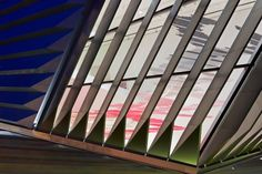Eli and Edythe Broad Art Museum by Zaha Hadid Architects - I Like Architecture