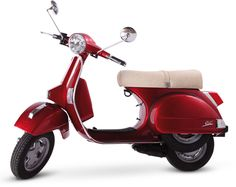 Red Lml 125cc