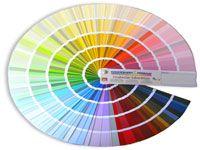 Le nuancier chromatic 1 170 teintes fondamentales for Marier couleurs peinture murale