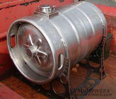 Sweet gas tank, even sweeter mount