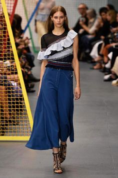 Peter Pilotto Spring/Summer 2016 | Fashion, Trends, Beauty Tips & Celebrity Style Magazine | ELLE UK