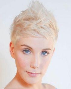 Short Haircuts for Women 2012
