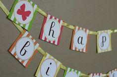 Happy Birthday banner party-plannin