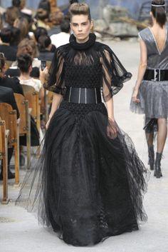 Chanel haute couture fw 2013 @}-,-;--
