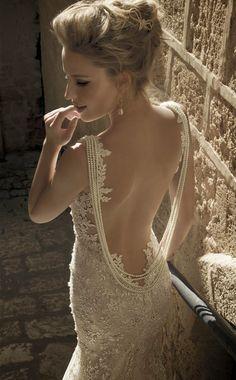 Espectacular vestido de novia de Galia Lahav. #tendencianovias2015 #noviasciudadreal