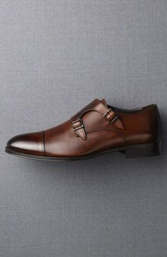To Boot New York 'Medford' Double Monk Strap Slip-On | Nordstrom nordstrom.com #mensoutfits