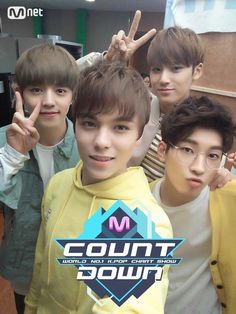 Look at how little they look! #seventeen