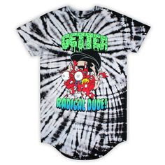 0ace5e182 Getter 'Rip N Dip' Tie Dye T-Shirt // Unisex | OWSLA official storefront  powered by Merchline