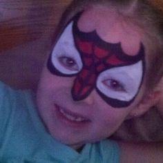 Spidergirl mask