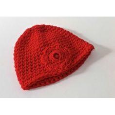 Cappello da bambina in lana