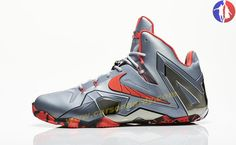 best authentic 001cb 95f98 Buy Authentic Cheap Lebron 11 Elite Team Wolf Grey Crimson Cool Grey Black  Discount from Reliable Authentic Cheap Lebron 11 Elite Team Wolf Grey  Crimson ...