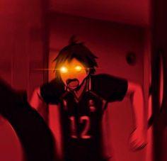 Haikyuu Karasuno, Haikyuu Funny, Nishinoya, Anime Meme Face, Fan Art Anime, Yamaguchi Tadashi, Anime Expressions, Funny Anime Pics, Meme Faces