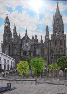 """Catedral"" - Robert C. Murray II"