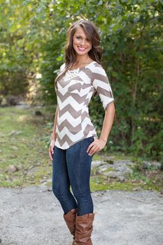 The Pink Lily Boutique - Take It or Leave It Tunic Mocha CLEARANCE!!!, $30.00 (http://thepinklilyboutique.com/take-it-or-leave-it-tunic-mocha-clearance/)