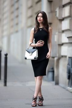 Pin for Later: 8 Interview Basics Every Girl Should Have in Her Wardrobe The Black Dress That Will Impress Your Interviewer