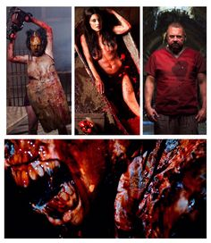 ‪#WickedWednesday‬ ‪@DeathHouseMovie‬ ‪Bringing back the #Blood to the big screen in 2017!‬ ‪#DeathHouse is #HorrorUnited‬ ‬ ‪#5Evils  #DebbieRochon  #LeatherLace  #LindsayHartley  #Balthoria  #KaneHodder  #Sieg  #FutureHorror #IconsOfHorror #Horror #Action #SciFi #SupportIndieHorror #DeathHouseMovie