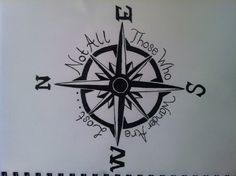 Finally found the design for my lotr tattoo!!!!
