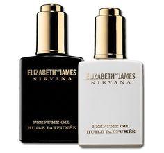 Fragrance Oils To Try: Nirvana, Elizabeth & James #InStyle