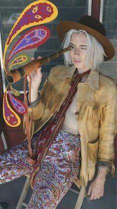 Pamela Des Barres, World Of Color, Mixed Media Collage, Dandy, Seaside, Flare, Street Art, Things To Come, Princess Zelda