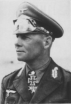 Erwin J. Rommel el zorro del desierto.