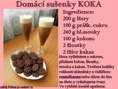 Koka sušenky od Hejenka - Vaření Dáma.cz