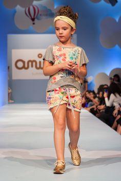 Desfile | Summer 2017 Animê | Fashion Weekend Kids