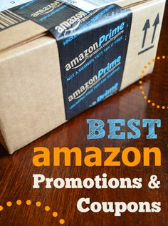 Amazon Promotional Codes and Coupons. Deals updated! If you like to save this is a MUST PIN.