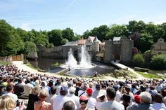 The Knights of the Round Table at The Puy du Fou