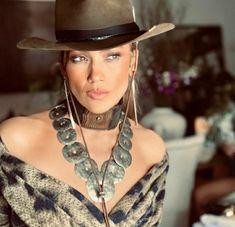 Jennifer Lopez, Cowboy Hats, Fashion, Moda, Fashion Styles, Jenifer Lopes, Fashion Illustrations