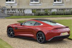 Aston Martin V12 Vanquish. The Ultimate Grand Tourer. Discover more at http://www.astonmartin.com/en/cars/the-new-vanquish  #AstonMartin