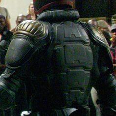 Dredd - Armored Vest