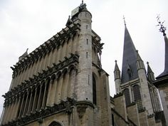 Eglise Notre-Dame de Dijon, France
