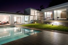 Minimalist Modern Aveleda House in Braga by Manuel Ribeiro