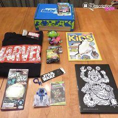 January's Nerd Block Jr. for Boys revealed by Denise! Fun nerd collectibles from Star Wars, Marvel, Teen Titans Go!, Teenage Mutant Ninja Turtles & more! Read her review! http://www.findsubscriptionboxes.com/a-closer-look/january-2017-nerd-block-jr-for-boys-review/?utm_campaign=coschedule&utm_source=pinterest&utm_medium=Find%20Subscription%20Boxes&utm_content=January%202017%20Nerd%20Block%20Jr.%20for%20Boys%20Review  #NerdBlockJr
