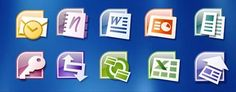 office icons  '