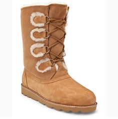 Deluxe Lace-up Ugg Boots