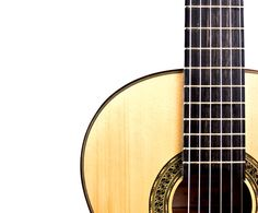 Classic guitar, Palermo model, Italian luthierie