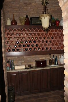 Clay Pipes Design Ideas, Pictures, Remodel, and Decor - page 2