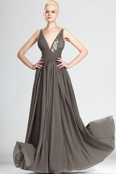 Apple Floor Length Appliques Sheath Summer Fall Pleated Bodice Mother Of The Bride Dress