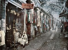 Incredible Photochromes of Tunisia in the 1890s