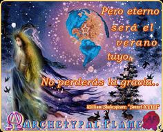 Solsticio de invierno Pero eterno será el verano tuyo. No perderás la gracia, Amor y Luz #ARCHETYPAL #FLAME #GIFS #gif #positive #quotes #frases #φράσεις #improvement #mind #agape #love #light #fos #amor #luz #νους #βελτίωση #αγάπη #φως #θετική #σκέψη #thinking #power #like #comment #share #Winter,#solstice #Solsticio #ηλιοστάσιο #williamshakespeare