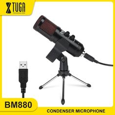Fast Goods From China Microphone Studio, Fast Good, Video Security, Youtube Live, Consumer Electronics, Monitor, Usb, China, Studios