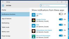 "How to Disable the ""Get Office"" Notifications on Windows 10"