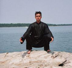 Tai Chi Fire Set Exercises for Leg Strength Squat